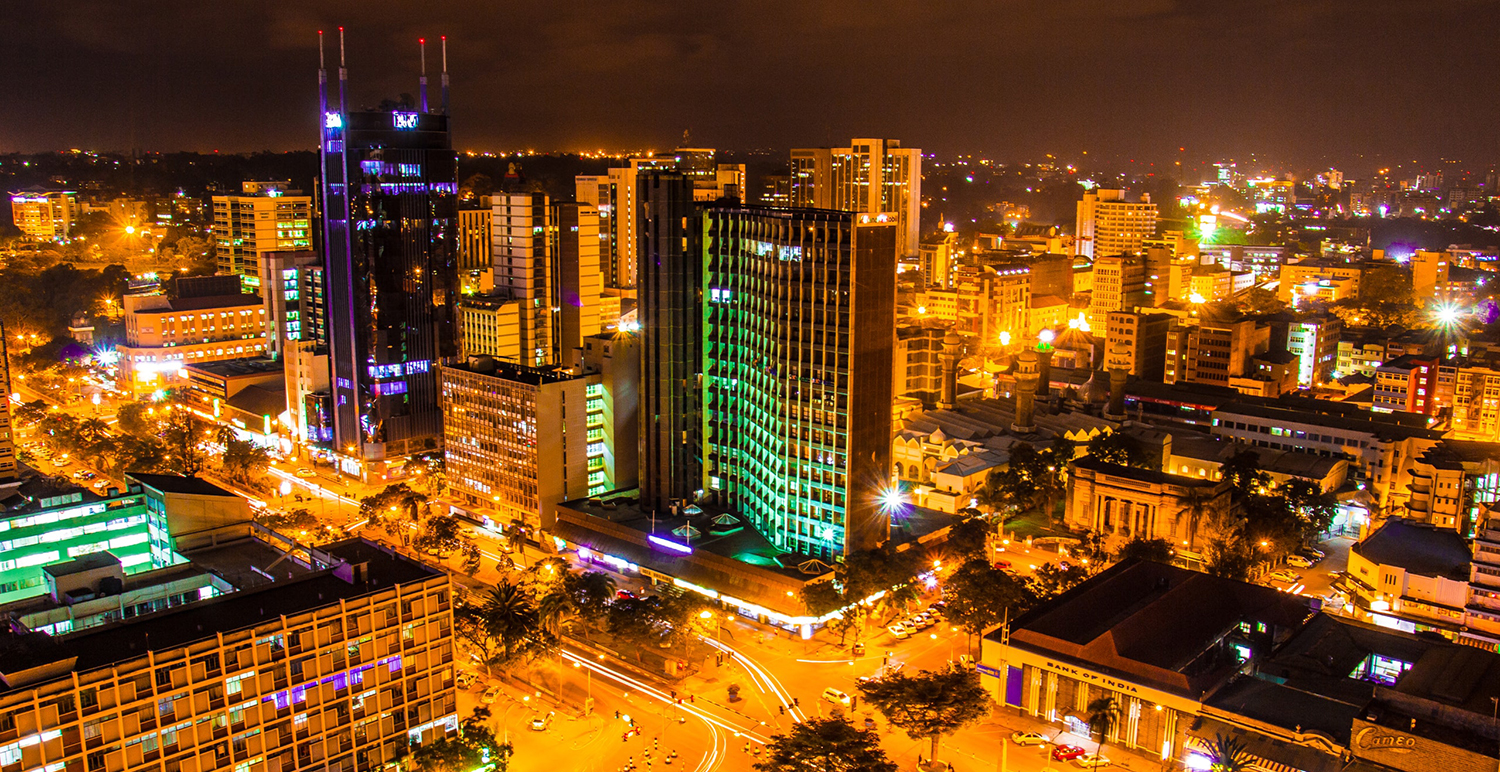 Nairobi By Night