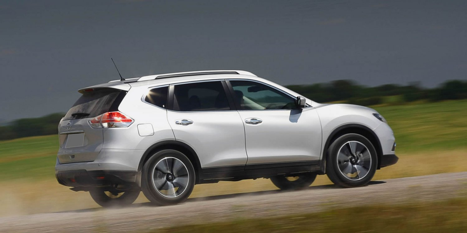 Corporate toyota x-trail